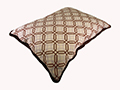 36X27'', PILLOW BED - JACQUARD, BROWN