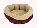 19'' SELF-WARMING CORDUROY CAT BED