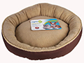 CLASSIC 18'' ROUND BED WITH ELLIPTICAL BOLSTER