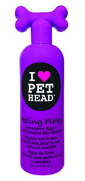 PET HEAD SHAMPOO - FEELING FLAKY, DRY & SENSITIVE SKIN