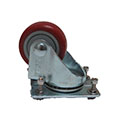 1 SWIVEL CASTER WITH 4 BOLTS FOR TABLE #35683