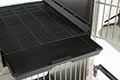 WASTE TRAY FOR LARGE AND MEDIUM MODULAR CAGES
