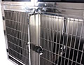 STAINLESS DIVIDER FOR LARGE MODULAR CAGES # 40882