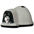 INDIGO IGLOO DOGHOUSE