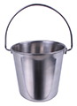STAINLESS HANGING PAIL