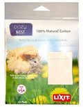 COZY NEST COTTON PADS - 12/PK