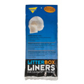LITTER PAN LINERS -  CLEAN STEP, 8/PK