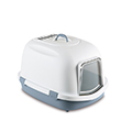 SUPER QUEEN LITTER BOX BLUE