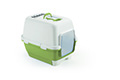 CATHY CLEVER LITTER BOX GREEN