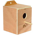 INSIDE MOUNT NEST BOX - LOVEBIRDS, MEDIUM
