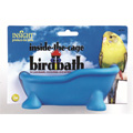 INSIGHT INSIDE THE CAGE BIRD BATH