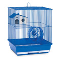PREVUE PET HAMSTER & GERBIL CAGE - TWO STORY, 4/CS